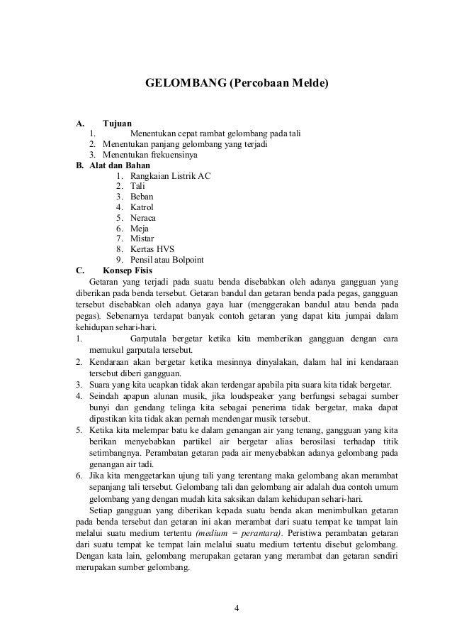 Contoh Daftar Isi Laporan Praktikum Contoh Yes