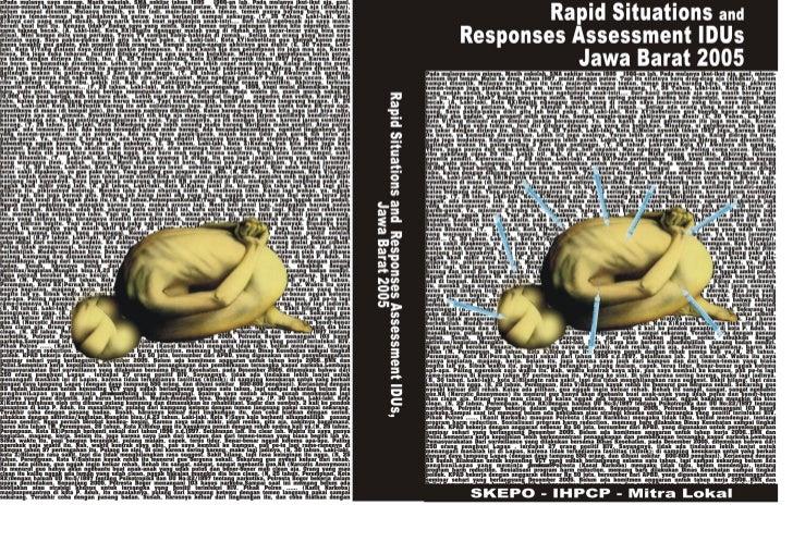 Rapid Situations and Responses Assessment            Penyebaran HIV/AIDS  pada Kalangan Pengguna Narkoba Suntik          d...