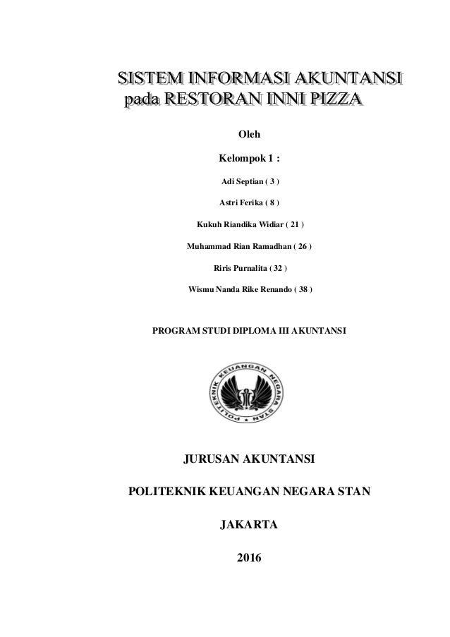 Oleh Kelompok 1 : Adi Septian ( 3 ) Astri Ferika ( 8 ) Kukuh Riandika Widiar ( 21 ) Muhammad Rian Ramadhan ( 26 ) Riris Pu...