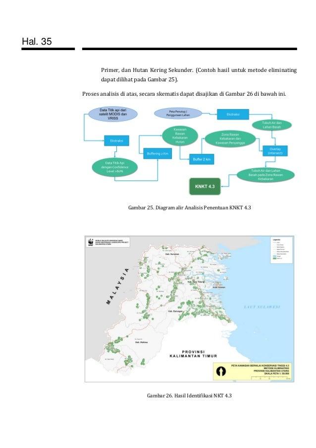 contoh diagram hutan mangrove contoh diagram alir mangrove