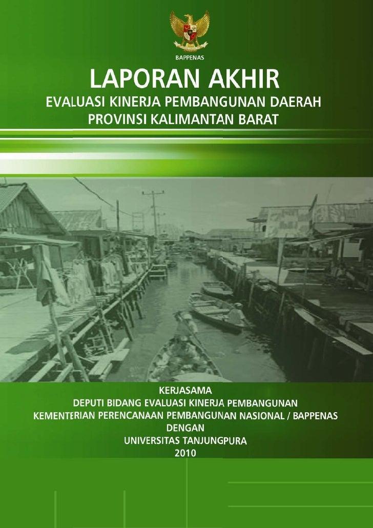 Universitas Tanjungpura                                     KATA PENGANTARRencana Pembangunan Jangka Menengah Nasional (RP...
