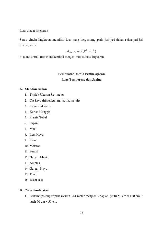 Laporan Gabungan Media Pembelajaran Alat Peraga Mtk 3 2018