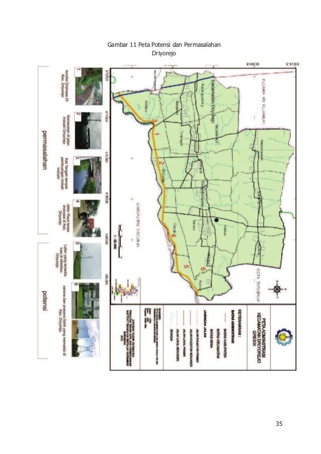 Laporan Hasil Survey Perencanaan Wilayah Kawasan