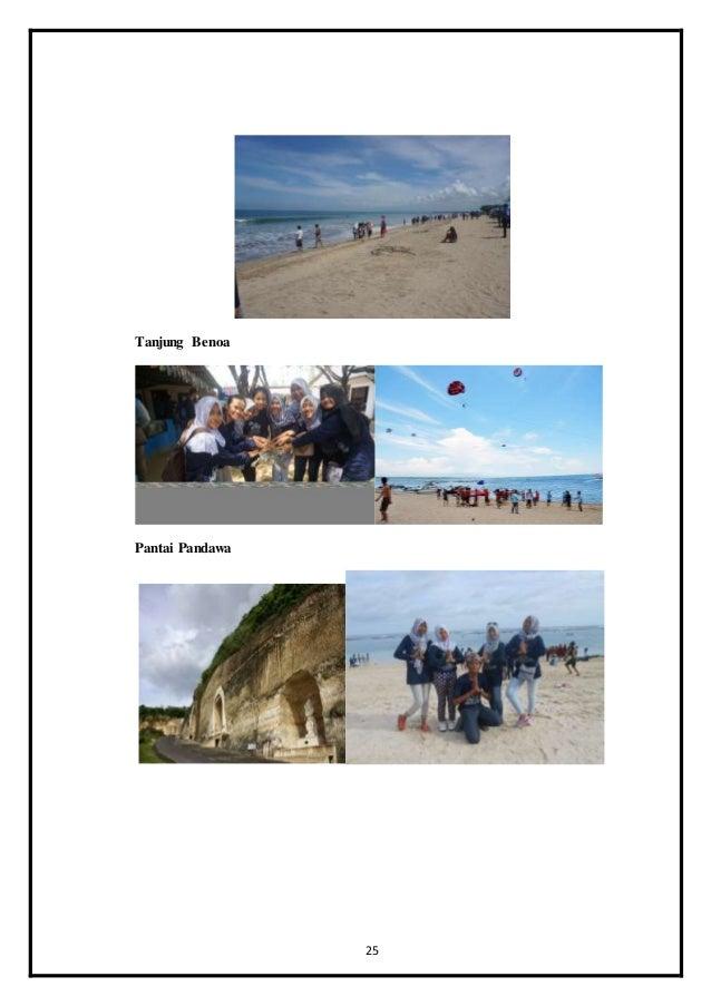 INGIN (TAHU): contoh laporan study tour ke Bali