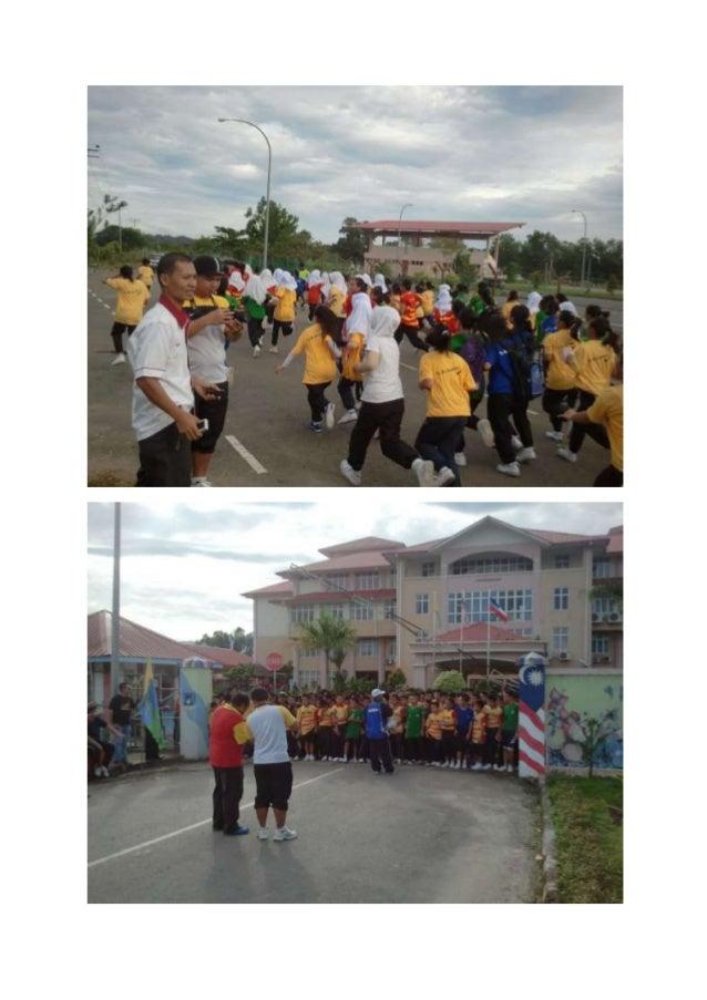 Laporan kejohanan merentas desa peringkat sekolah