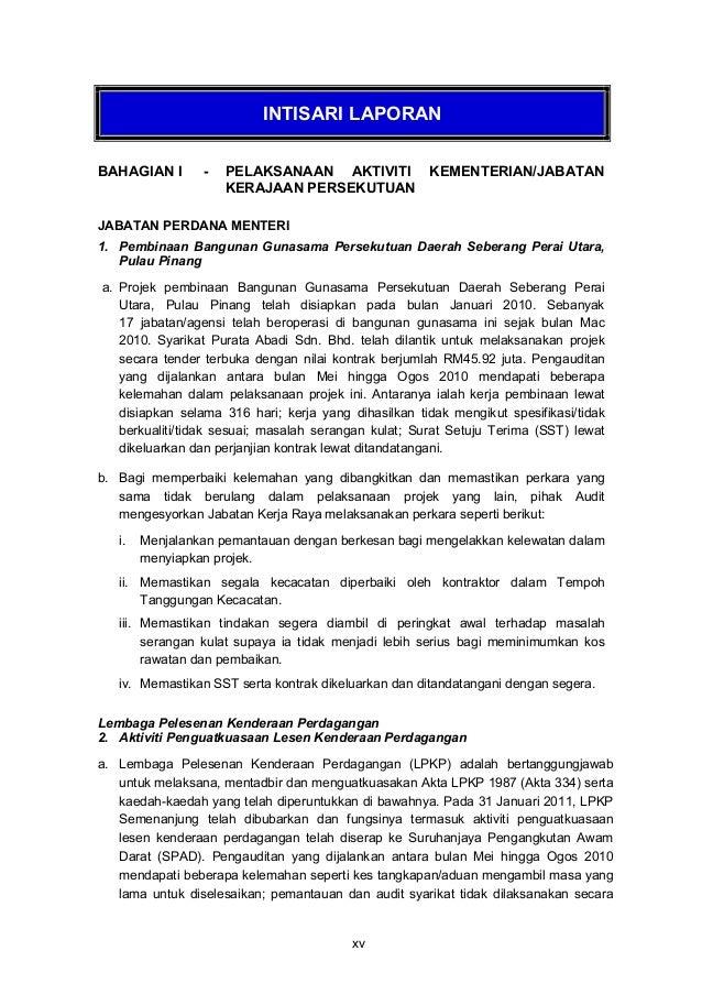 Contoh Surat Keterangan Dalam Proses Audit