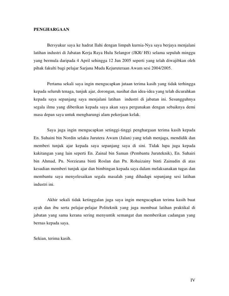 Laporan Contoh Surat Aduan Kepada Jabatan Buruh
