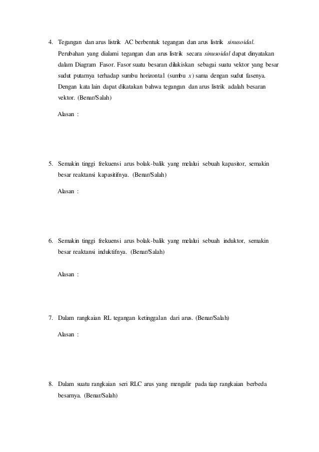 Laporan mini riset rangkaian arus bolak balik 9 4 ccuart Image collections
