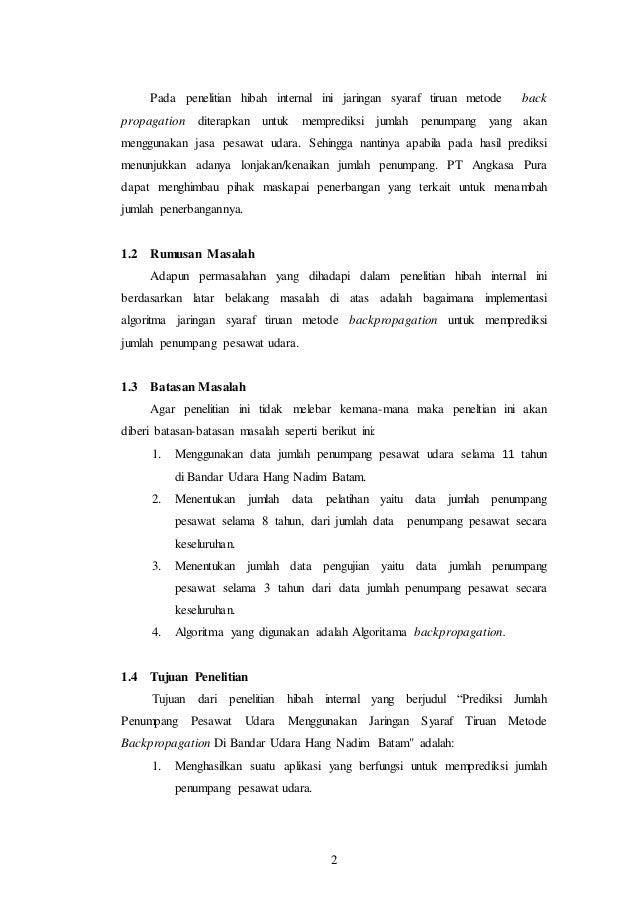 Contoh Batasan Masalah Dalam Skripsi Akuntansi Kumpulan Berbagai Skripsi