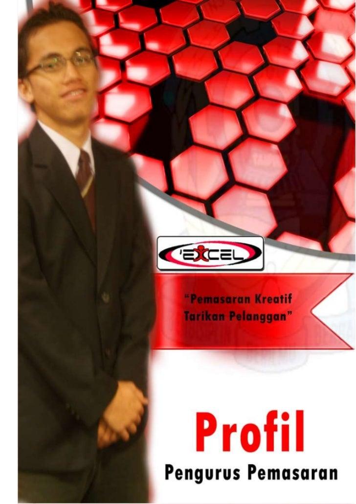 8.0   LAPORAN PENGURUS PEMASARAN8.1   Profil Pengurus Pemasaran                                   ENCIK MUZAKKIR IHSAN BIN...