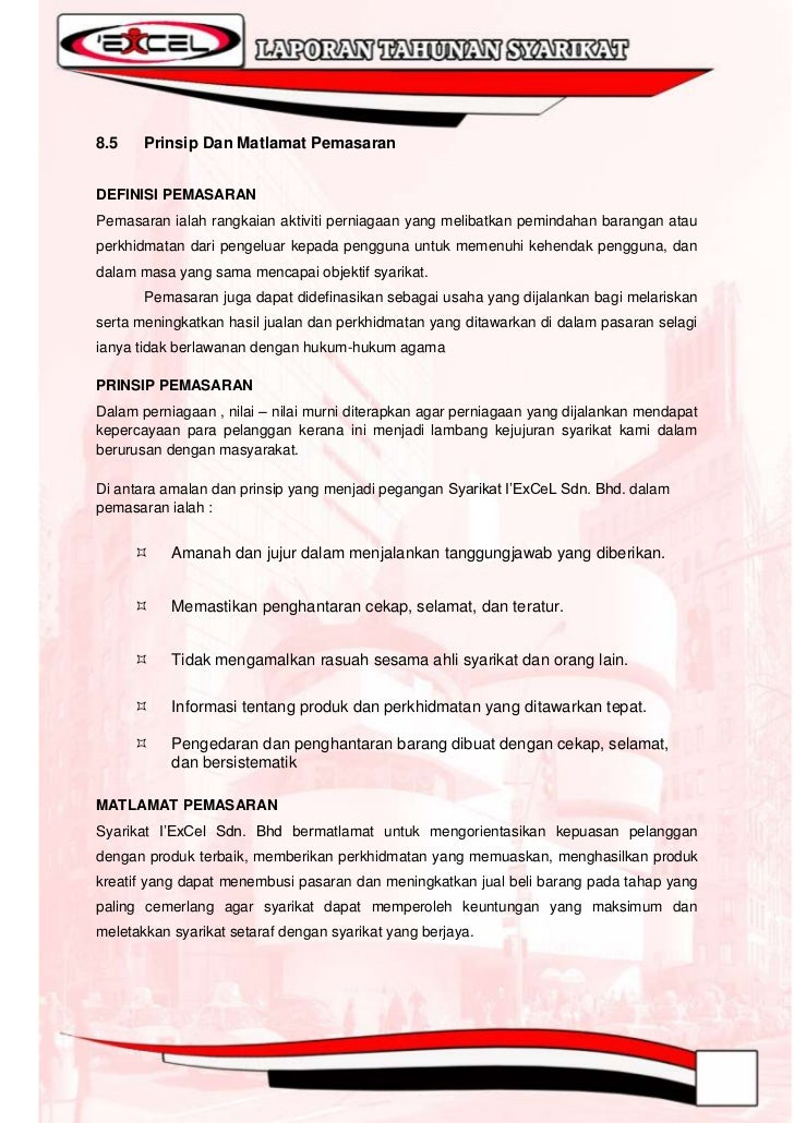 PROSES PEMASARAN                          SASARAN PELANGGAN                               (PEOPLE)                        ...