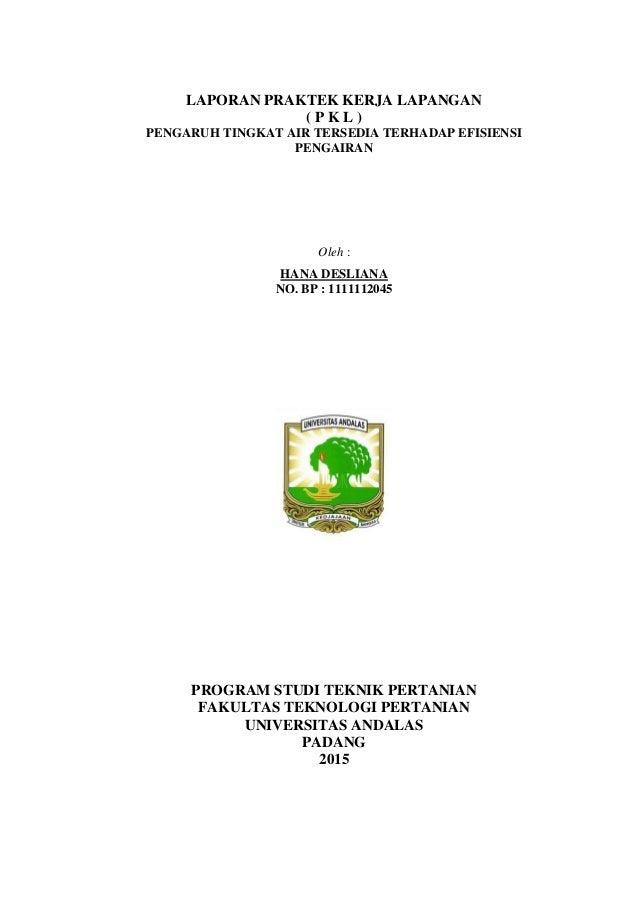 Contoh Proposal Magang Pertanian Goresan