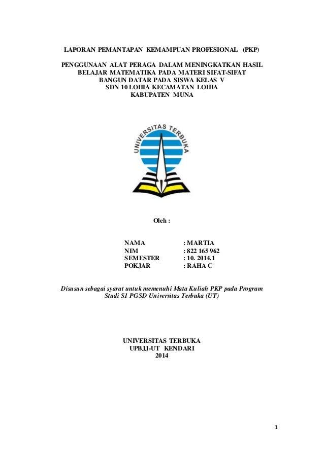 Contoh Laporan Pkp Bahasa Indonesia Kelas 2 Sd Kumpulan Contoh Laporan