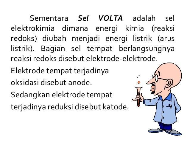 Chemistry Deret Volta Laporan Praktikum Kimia