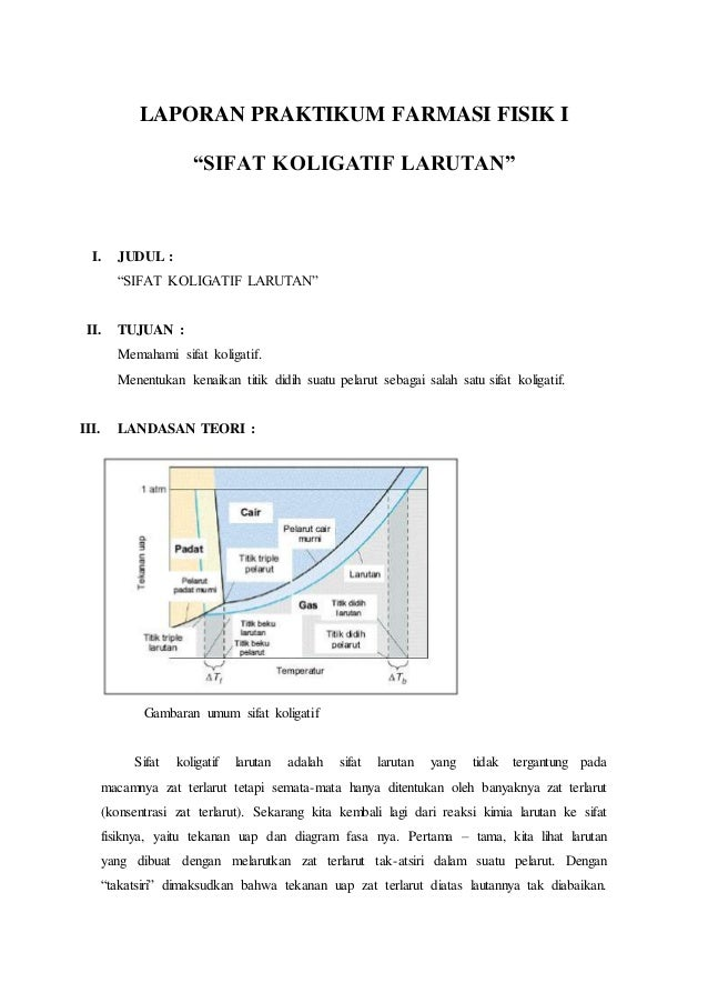 Diagram Fase Koligatif Images How To Guide And Refrence