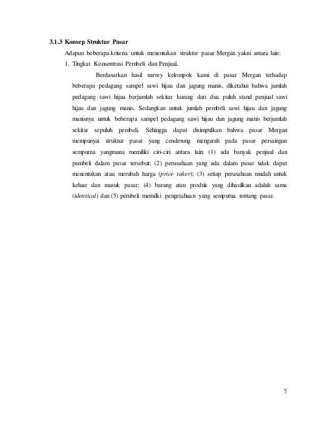 Berikut Laporan Hasil Wawancara Pedagang Sembako Paling Baru