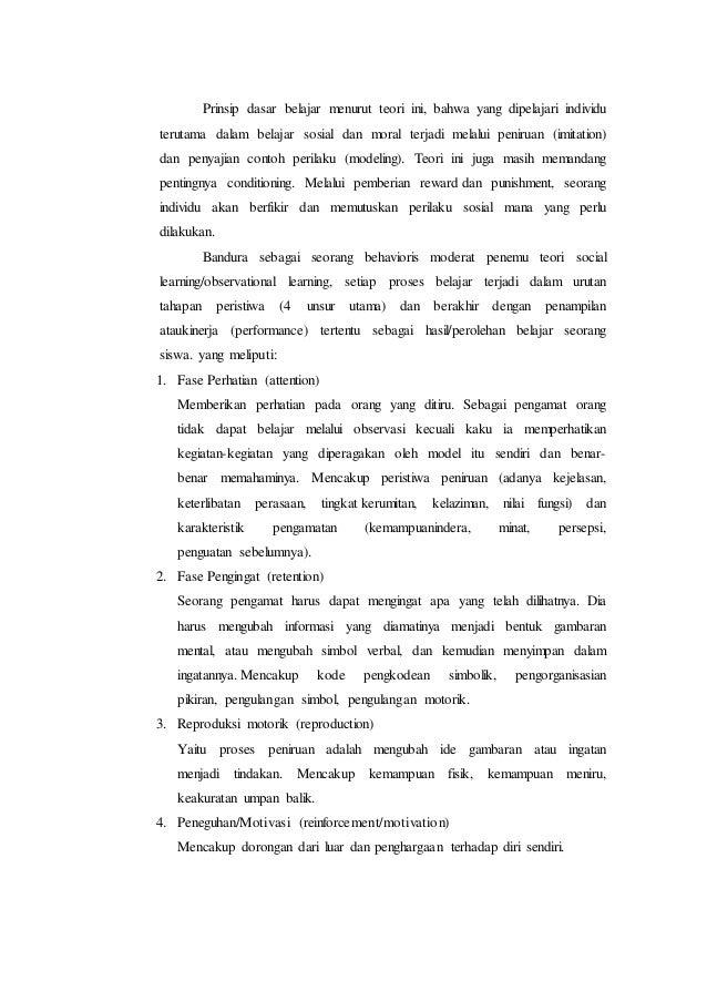 Doc Laporan Hasil Turun Lapang Psikologi Pendidikan Wulan Septareni Academia Edu