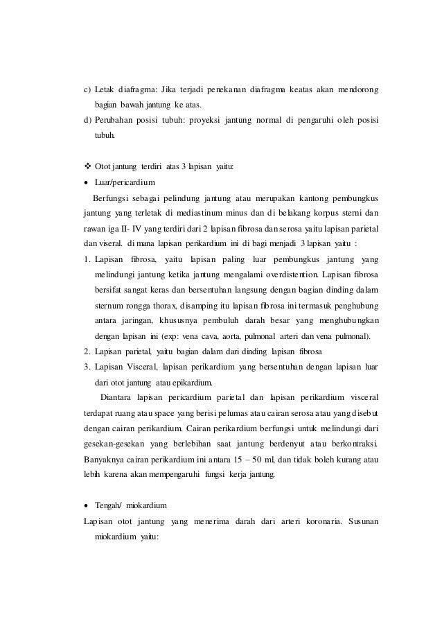 laporan tutorial sistem cardiovascular rh slideshare net