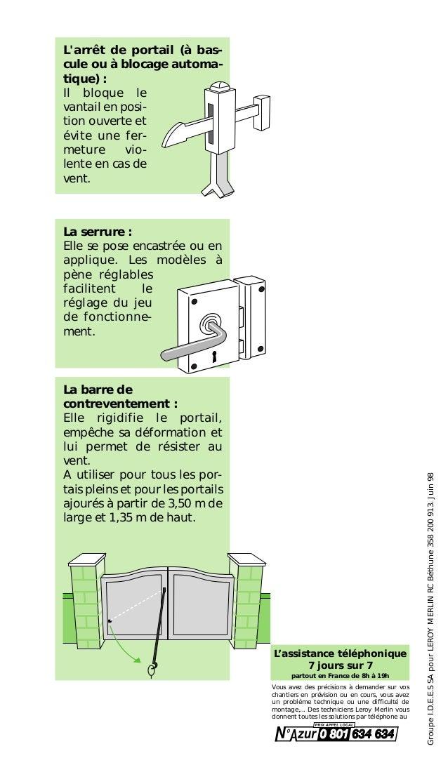 fondation pour pilier de portail simple liste des rponses. Black Bedroom Furniture Sets. Home Design Ideas