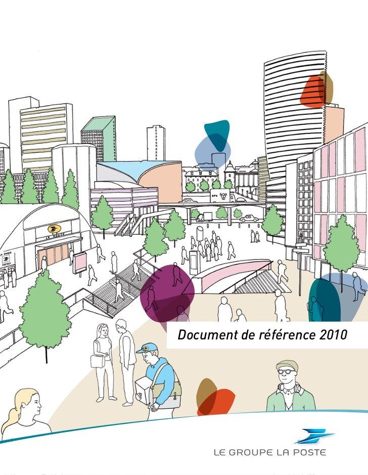 Document de référence 2010