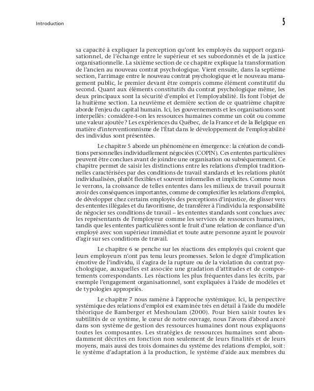 10 L'approche systémique de la gestion des ressources humaines réflexion sur des questions susceptibles de se poser demai...