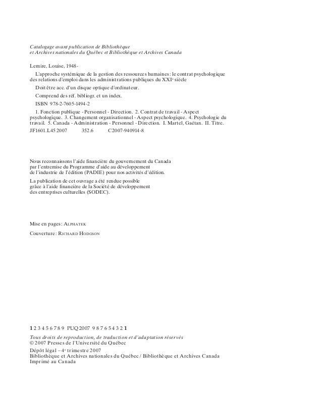 L'approche systémique de la gestion des ressources humaines textes de Simon et Schein, car elle emprunte une perspective s...