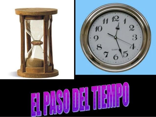 UN DÍA TIENE 24 HORAS El calendario mide el tiempo en días, semanas…un siglo es 100 años, una década 10 años, un lustro so...