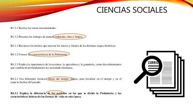 La Prehistoria / Prehistory Slide 3