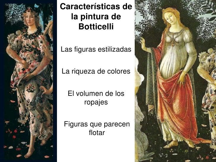 Resultado de imagen de la primavera de botticelli analisis