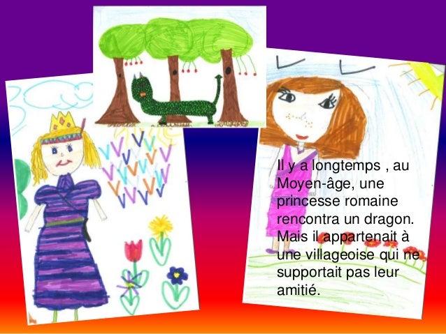 La princesse et la villageoise test Slide 2