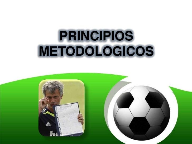 PRINCIPIOSMETODOLOGICOS