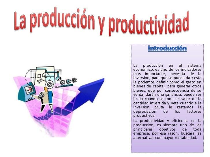 La producci n y productividad for Produccion de plantas ornamentales pdf
