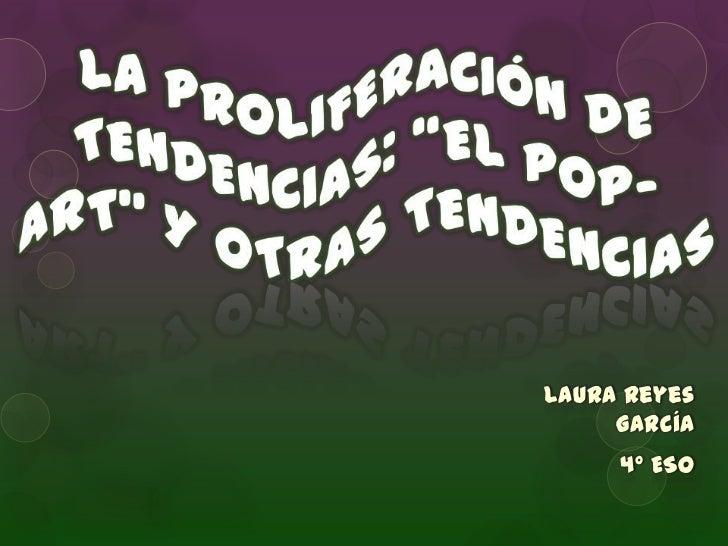 Laura Reyes     García     4º ESO