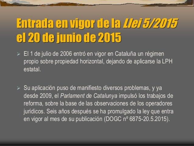 La Propiedad Horizontal Despu U00e9s De La Reforma Del C U00f3digo