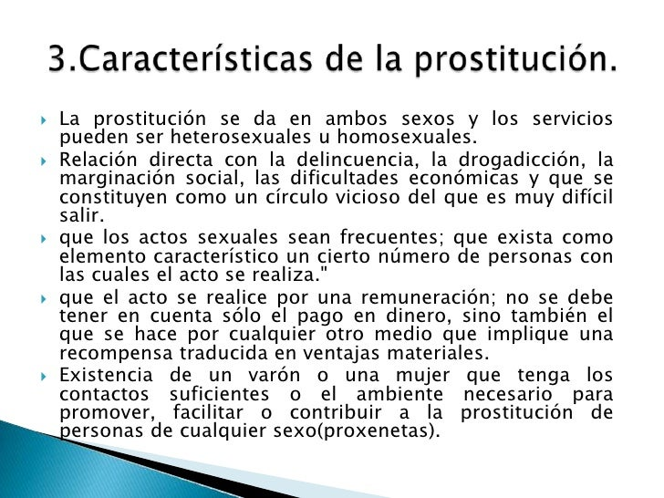 prostitución legal o ilegal videos prostitutas de la calle