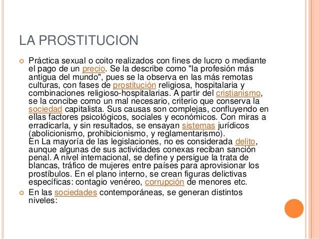 prostitutas de pago sinonimos de ilegal