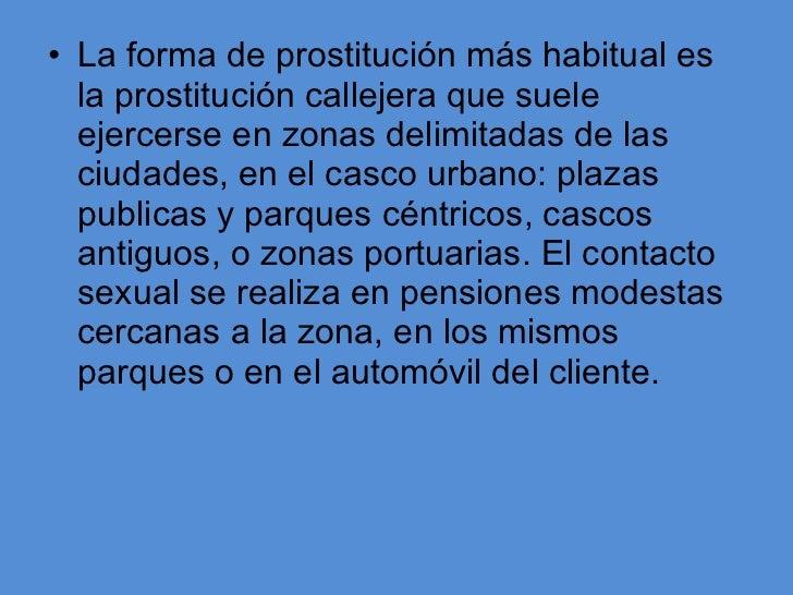 prostitución callejera el significado de piruja