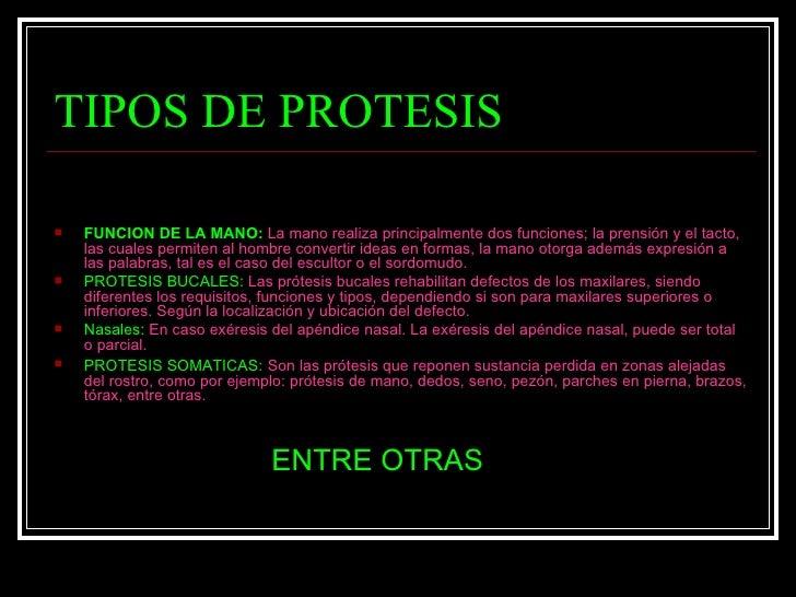 La Protesis[1] Slide 3