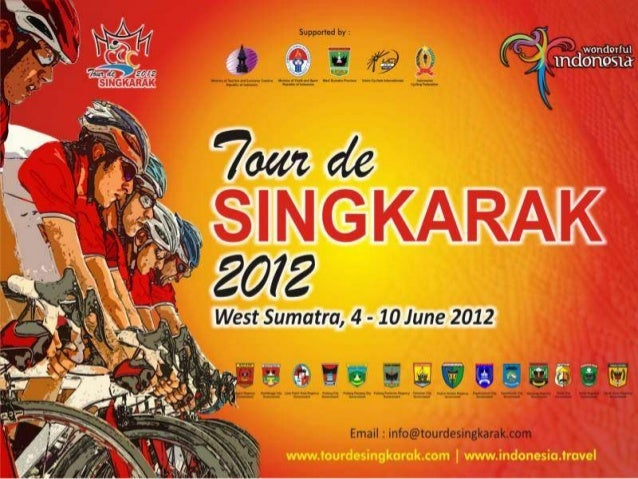 Tour de Singkrak 2012