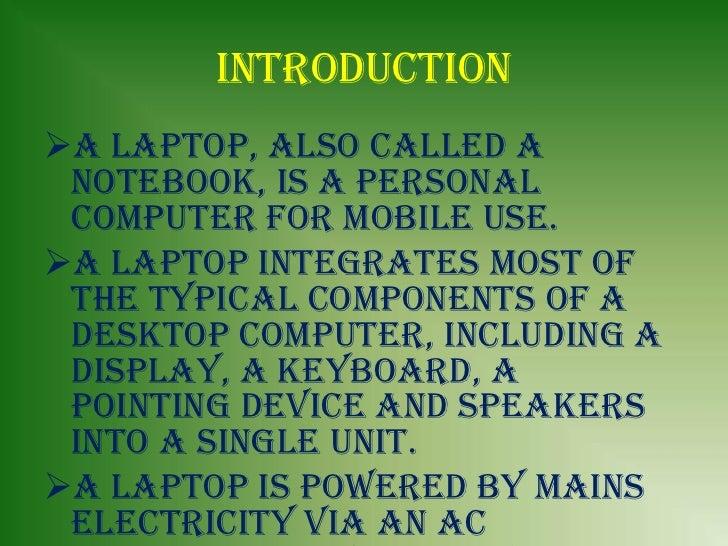 sample presentation Slide 3
