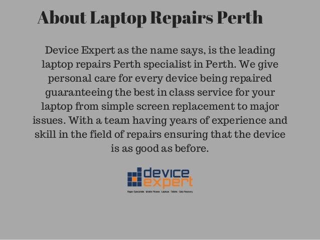 Get Laptop Repairs Perth-Device Expert Laptop Repairs-West Australia Slide 2