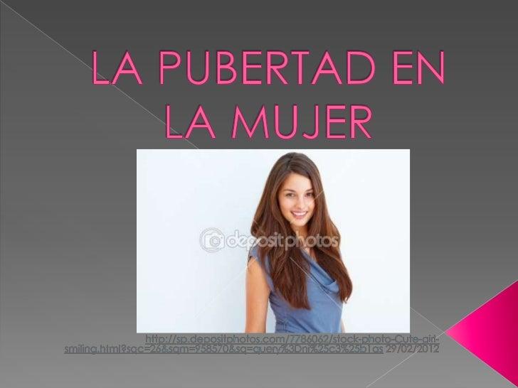    La pubertad es un    proceso de    cambios físicos    que comienza a    los 10-11 años y    finaliza a los 17-18    añ...