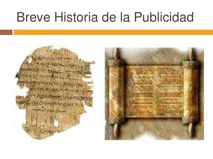 Diapositivas expocicion La publicidad Slide 3