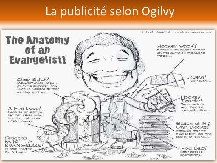 La publicité selon Ogilvy<br />