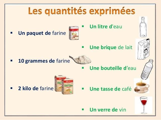 Wyrażanie ilości - gramatyka 2 - Francuski przy kawie
