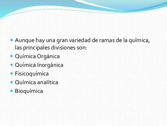 La quimica Slide 3