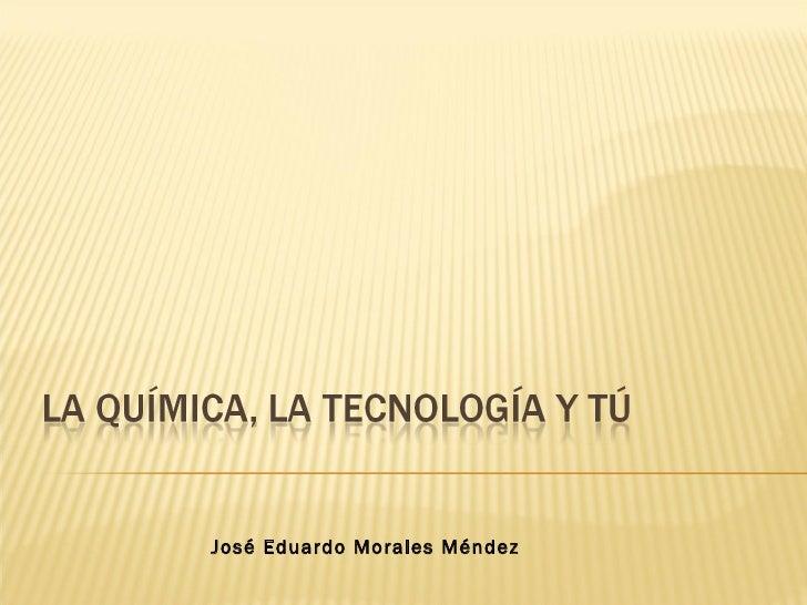 José Eduardo Morales Méndez