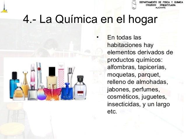 La qu mica y la vida for Cambios quimicos en la cocina
