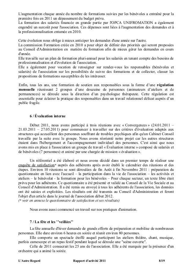 lettre de motivation caferuis exemple Rapport d'activité 2011 lettre de motivation caferuis exemple