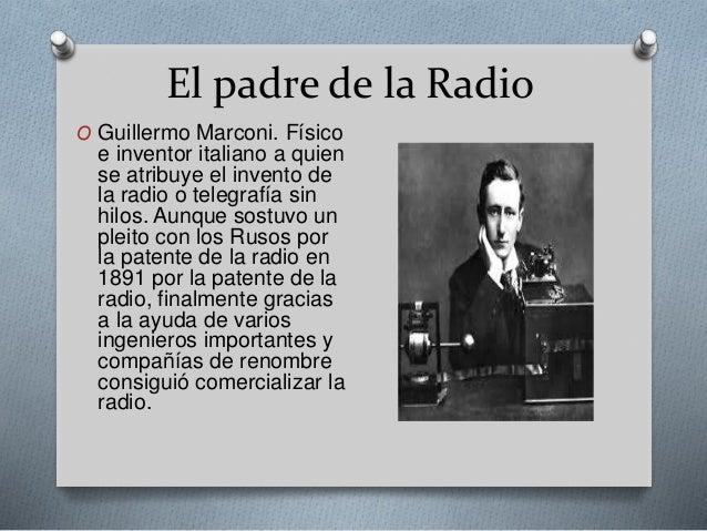 La Radio Breve Historia